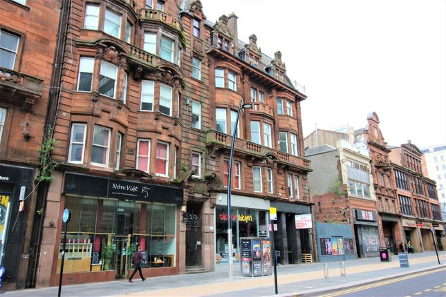 Thumbnail Flat to rent in Sauchiehall Street, Charing Cross, Glasgow