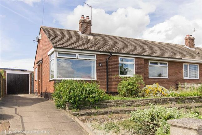 Thumbnail Bungalow for sale in Grammar School Walk, Scunthorpe