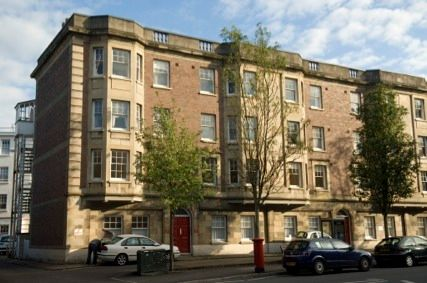 Thumbnail Flat to rent in Belgrave Court, Uplands, Swansea