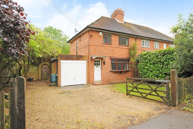 Thumbnail Semi-detached house to rent in Hayley Green, Warfield