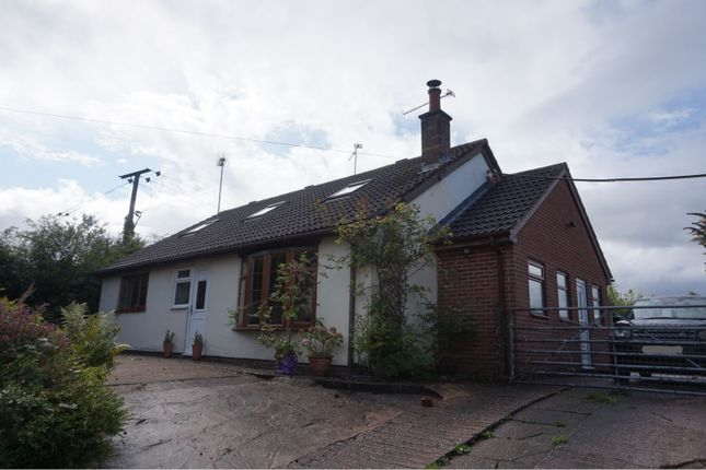 Thumbnail Detached bungalow for sale in Draycott Old Road, Forsbrook, Stoke-On-Trent