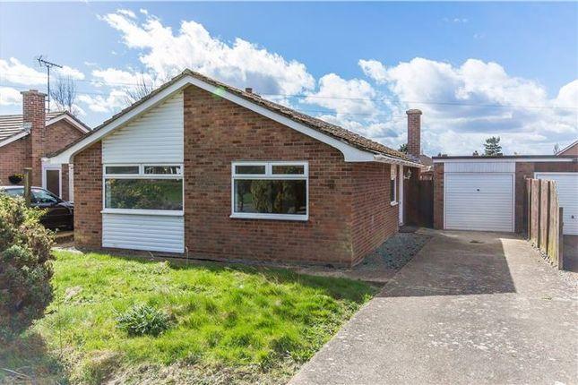 Thumbnail Detached bungalow for sale in Prentice Close, Longstanton, Cambridge