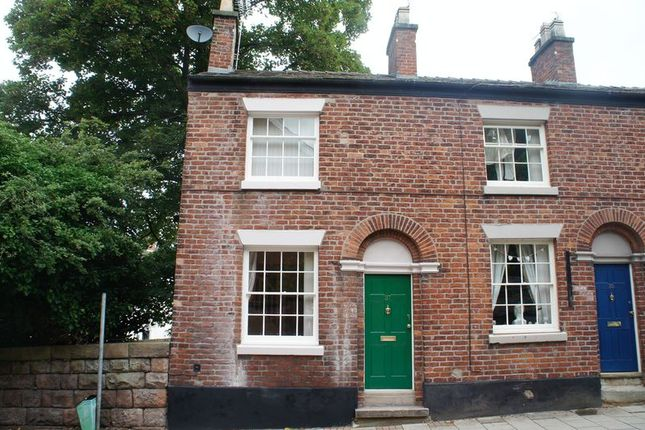 Thumbnail End terrace house to rent in Chapel Street, Congleton