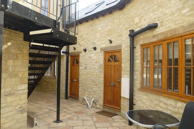 Thumbnail Duplex to rent in West End, Witney
