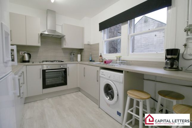 Thumbnail Flat to rent in Spittal Street, Stirling Town, Stirling
