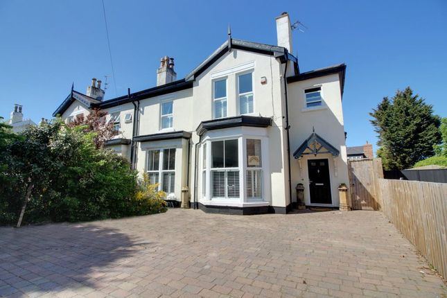 Thumbnail Semi-detached house for sale in Brows Lane, Formby, Liverpool