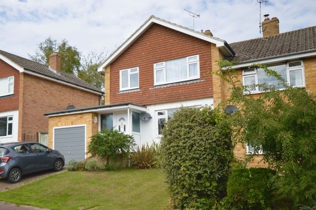 3 bed semi-detached house to rent in Chieveley Drive, Tunbridge Wells TN2