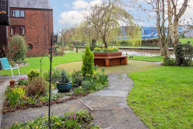 Thumbnail Flat for sale in The Moorings, Stone, Staffordshire