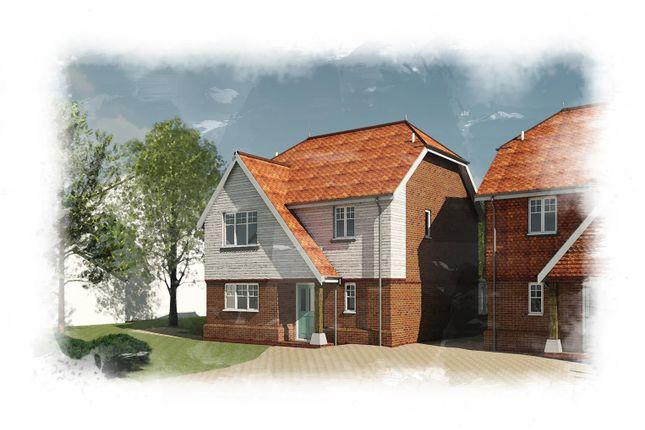 Thumbnail Detached house for sale in Oak Avenue, Deanland Wood Park, Golden Cross, Hailsham