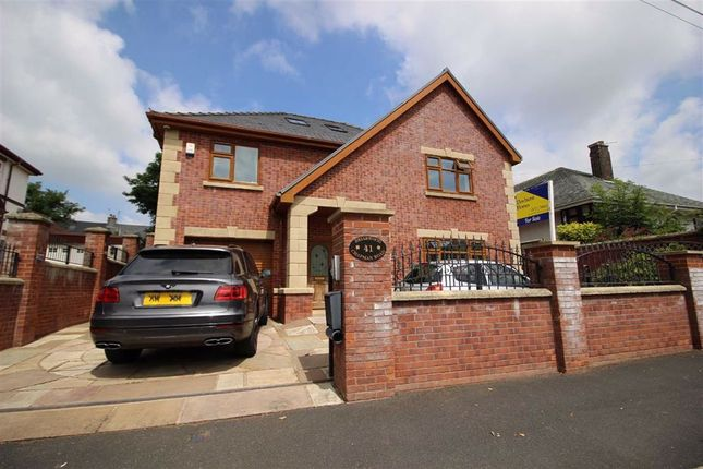 Thumbnail Detached house for sale in Chapman Road, Fulwood, Preston