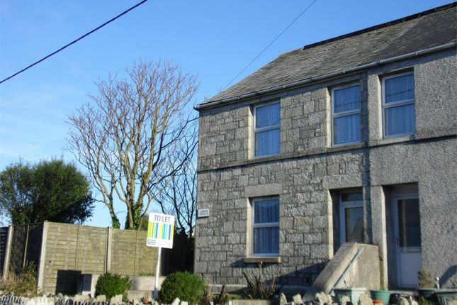 Thumbnail Cottage to rent in Jubilee Terrace, Hendra Road, St Dennis, St Austell, Cornwall