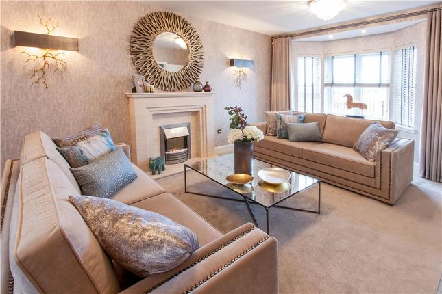 """Detached house for sale in """"Chichester"""" at Dirleton, North Berwick"""