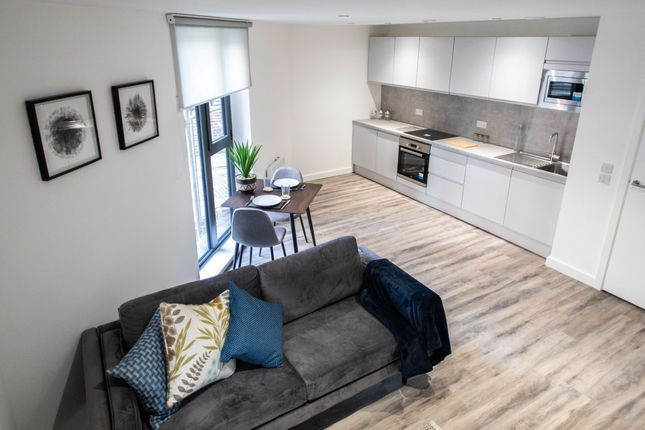Thumbnail Flat for sale in Shalesmoor, Sheffield