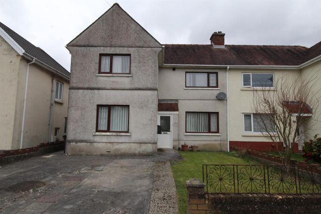 3 bed semi-detached house for sale in Arthur Street, Tirydail, Ammanford SA18
