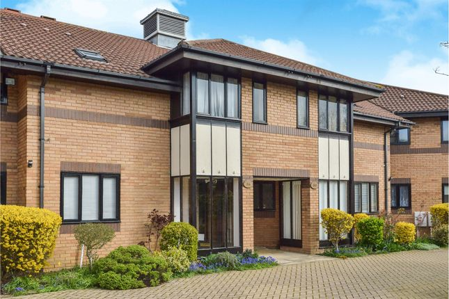 Thumbnail 2 bed flat for sale in Chatsworth, Great Holm, Milton Keynes