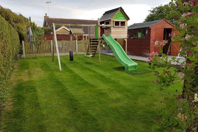 New Hill Rear Garden