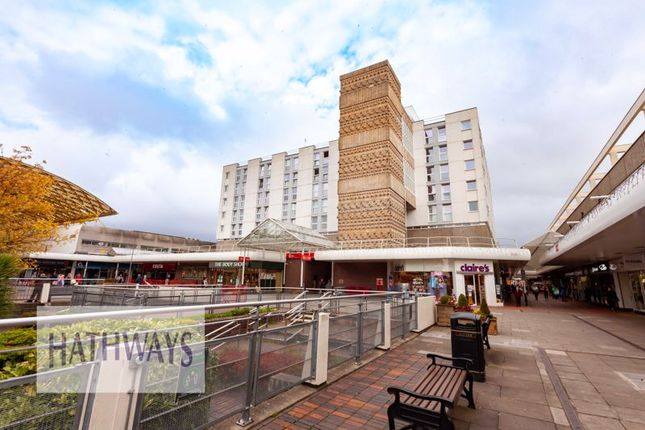 Thumbnail Flat for sale in Cwmbran
