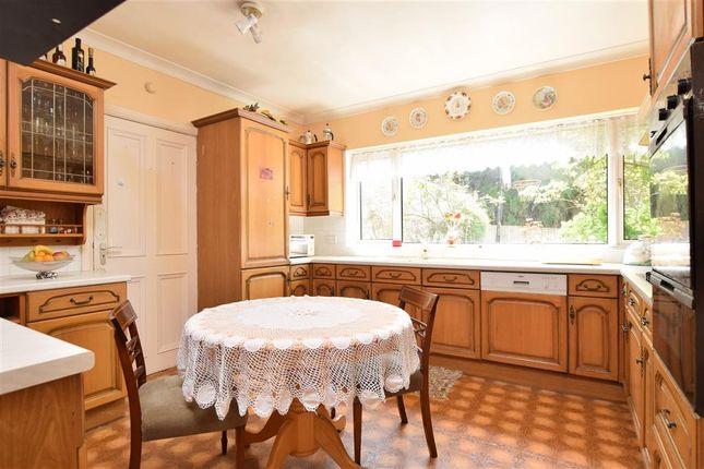 Kitchen of Fielden Road, Crowborough, East Sussex TN6