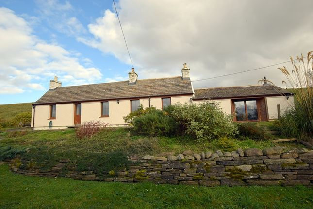 Thumbnail Cottage for sale in Little Springfield, Sordale, Halkirk