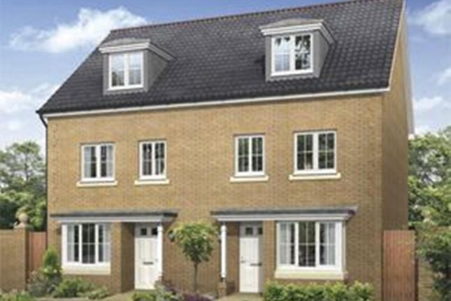 """Thumbnail Semi-detached house for sale in """"Woodcote"""" at Station Road, Methley, Leeds"""