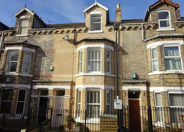 Thumbnail Terraced house for sale in Grosvenor Terrace, Bootham, York