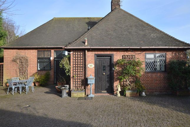 Thumbnail Detached bungalow for sale in The Old Exchange, Duffield Road, Allestree