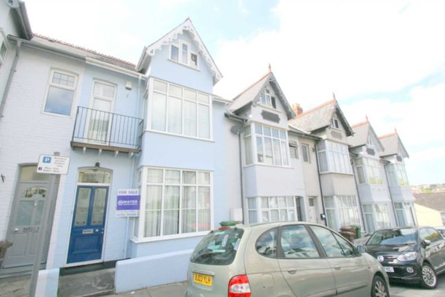 Thumbnail Terraced house for sale in Rochester Road, Mutley, Plymouth