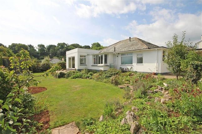 Thumbnail Detached bungalow for sale in North Rocks Road, Broadsands, Paignton
