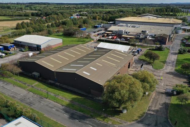 Thumbnail Light industrial to let in Zone Two, Third Avenue, Deeside Industrial Park, Deeside, Flintshire