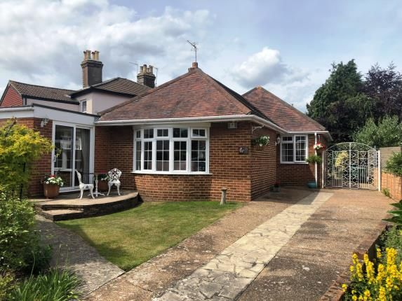 Thumbnail Bungalow for sale in Woolston, Southampton, Hampshire