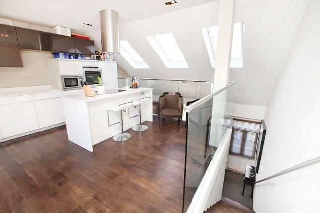 Thumbnail Maisonette to rent in Hestercombe Avenue, London