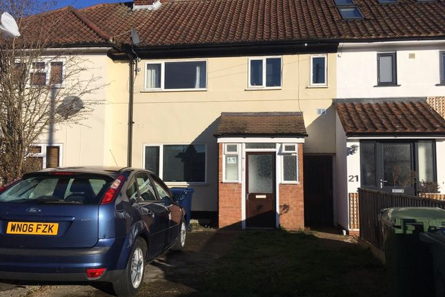 5 bed terraced house to rent in Valentia Road, Headington, Oxford