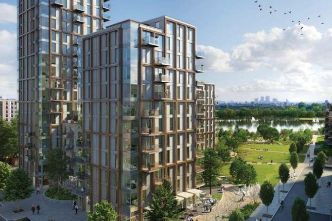 Thumbnail Studio for sale in Woodberry Downs, Woodberry Grove, Stoke Newington, London