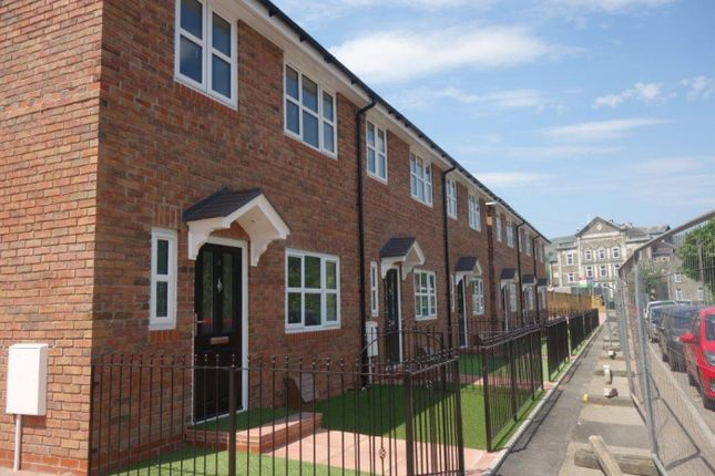 Thumbnail End terrace house to rent in Clos Ystradfechan, Treorchy