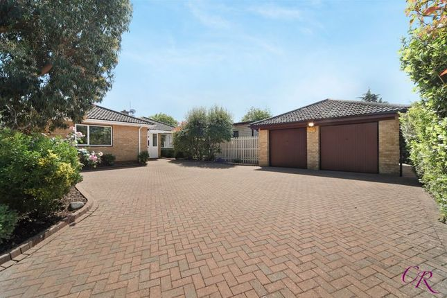 Thumbnail Bungalow for sale in Merestones Drive, Leckhampton, Cheltenham