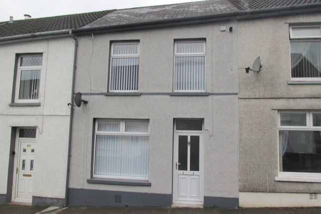 Thumbnail Terraced house for sale in Seward Street, Penydarren, Merthyr Tydfil