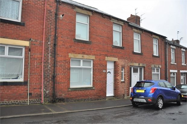 Thumbnail Terraced house to rent in Palmer Street, Stanley, Durham.