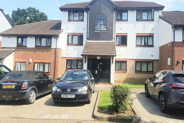 Thumbnail Flat to rent in Sj Pauls Rise, Palmers Green