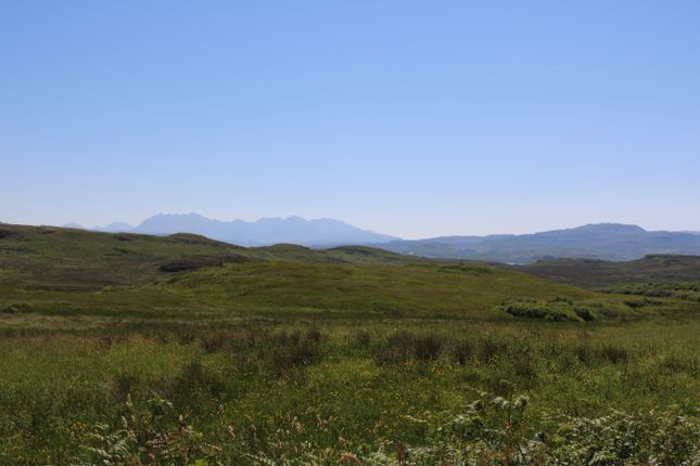 Thumbnail Land for sale in Ebost, Bracadale