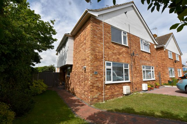 Thumbnail Semi-detached house to rent in Turpins Close, Clacton-On-Sea