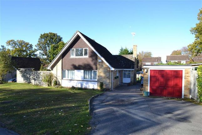 Thumbnail Detached house for sale in Gorselands, Newbury, Berkshire