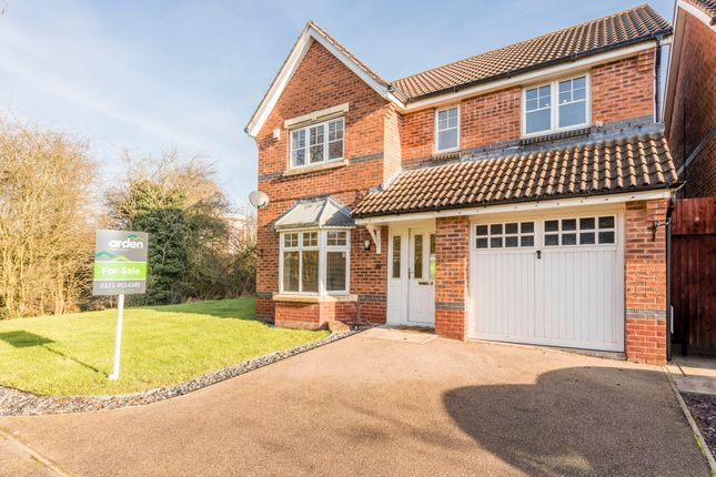 Thumbnail Detached house for sale in Balaams Wood Drive, Northfield, Birmingham