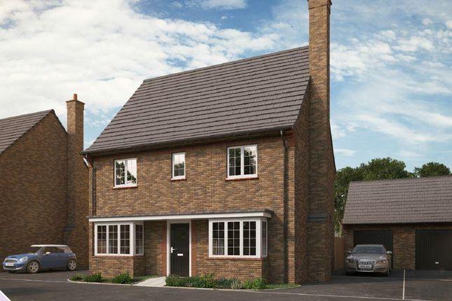Thumbnail Detached house for sale in Plot 146 Sherington, Hansons Reach, Stewartby, Bedford