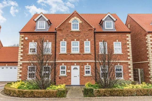Thumbnail Detached house for sale in Willow Drive, North Muskham, Newark, Nottinghamshire