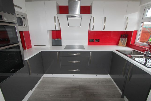 Kitchen of Worrow Road, West Derby, Liverpool L11
