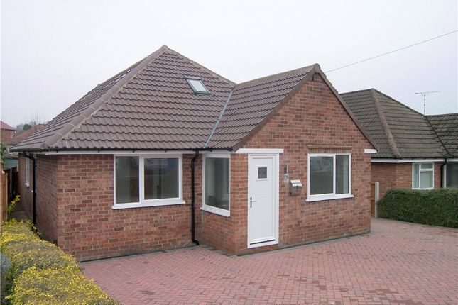 Thumbnail Detached bungalow to rent in Alton Close, Allestree, Derby