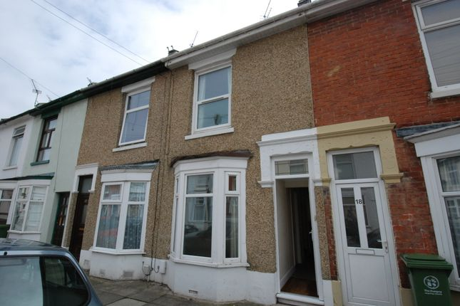 Thumbnail Property to rent in Talbot Road, Southsea