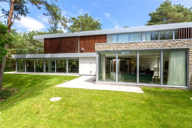 Thumbnail Detached house for sale in 1 The Drive, Brudenell Avenue, Canford Cliffs, Dorset