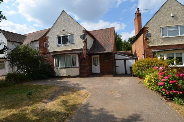 Thumbnail Detached house for sale in Wheelers Lane, Kings Heath, Birmingham