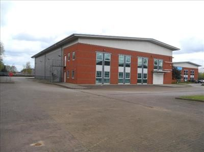 Thumbnail Light industrial to let in Unit 1, Network Park, Saltley, Birmingham